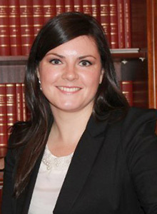 Maeve Sharpley solicitor